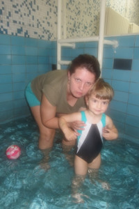 Kúpanie s deťmi Marec 2015