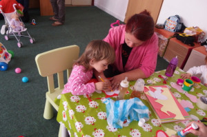 Deň matiek v MC Papučka 11.5.2015