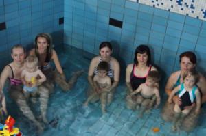 Kúpanie s deťmi Máj 2015